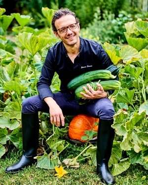 Gaspillage alimentaire : Le potager du Four Seasons Hotel George V
