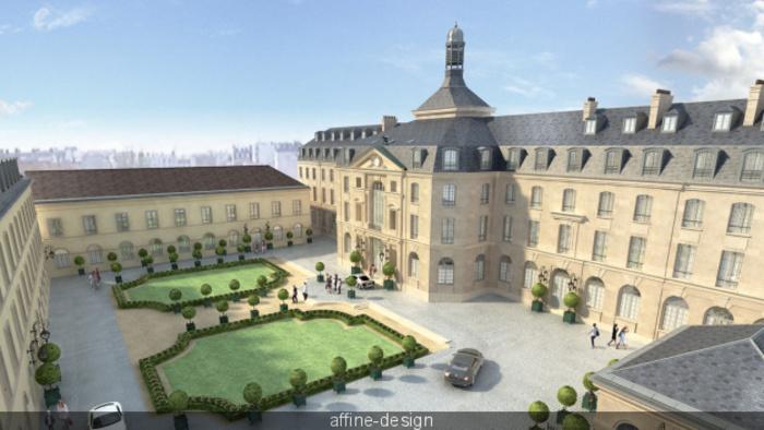 Hôtels Paris : Hôtel du Génie