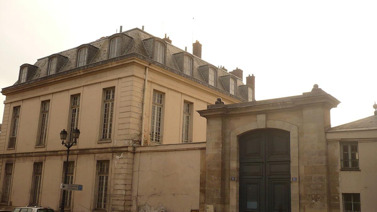 Hôtels Paris : Hôtel du Grand Contrôle à Versailles