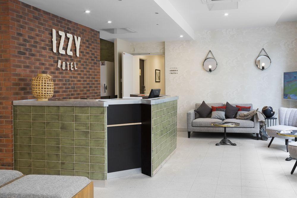 Hôtels Paris : Hôtel Izzy