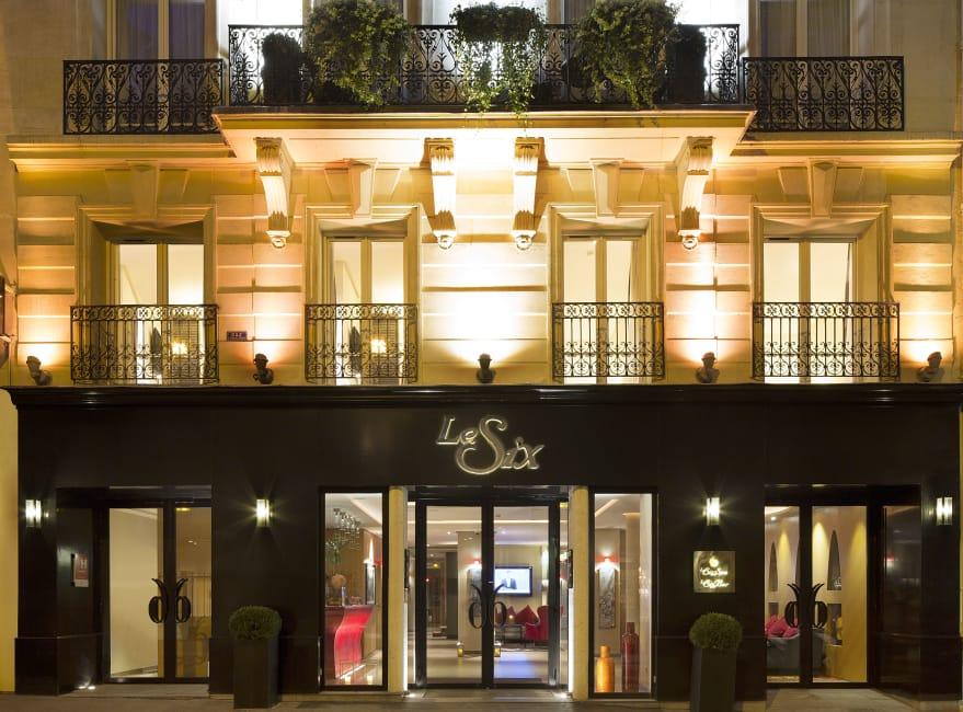 Hôtels Paris : Le Six
