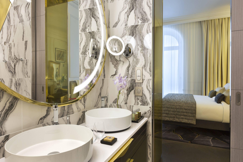 Hôtels Paris : Chambre de l'hôtel La Clef Champs-Elysées