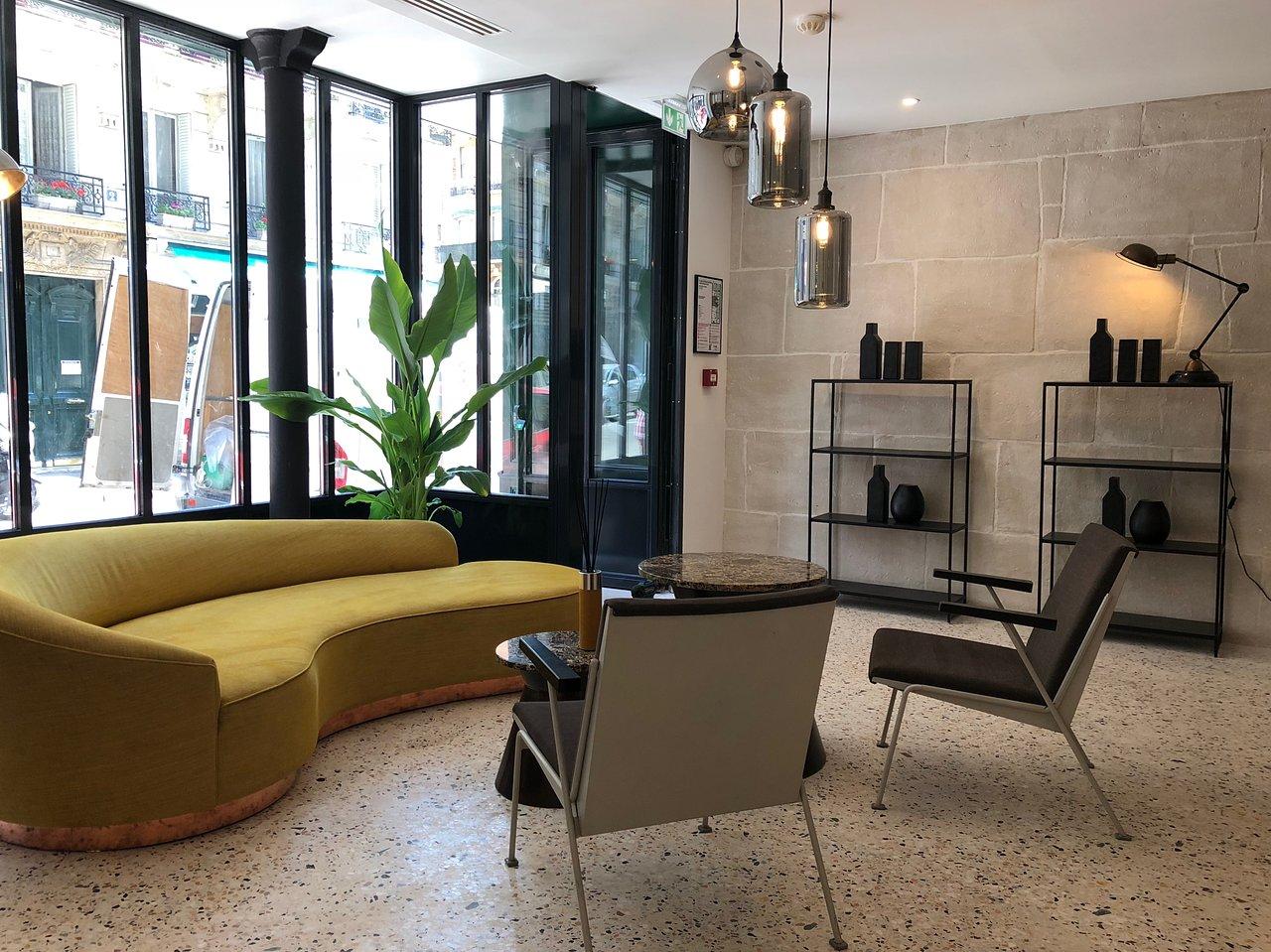 Hôtels Paris : New hotel le Voltaire