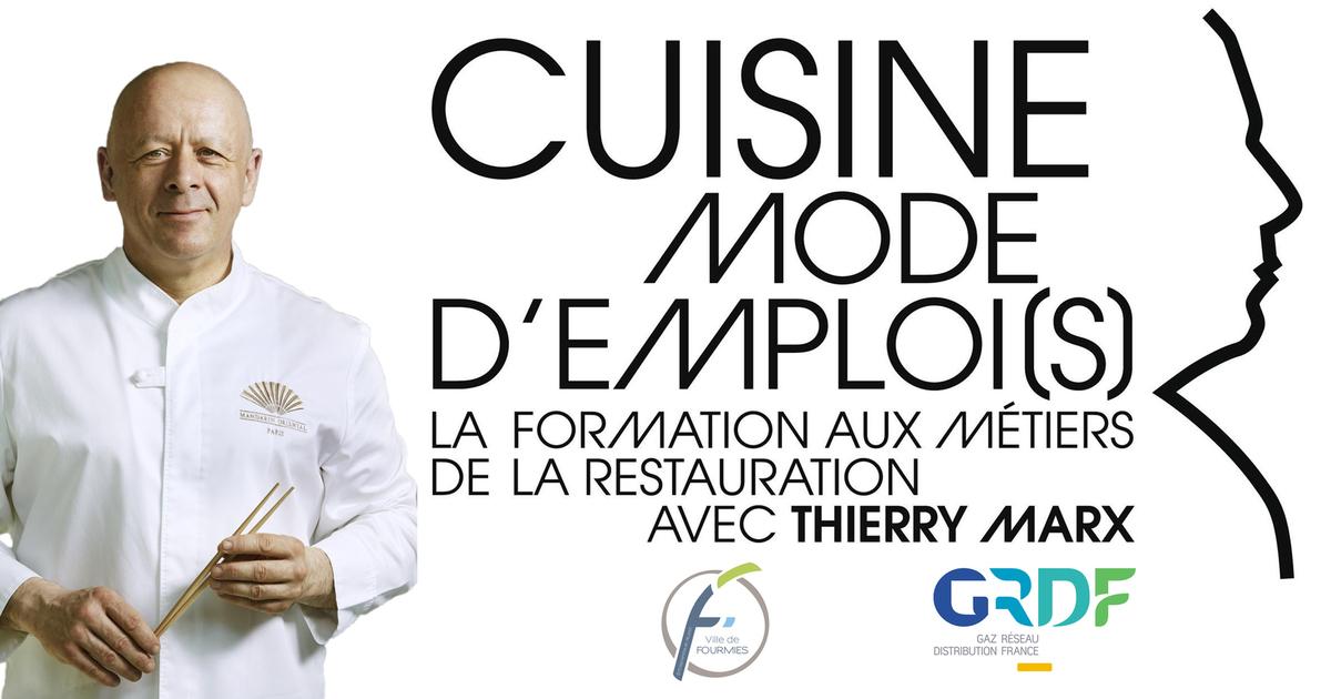 Thierry Marx Ouvre Une Ecole Cuisine Mode D Emploi S A Toulouse