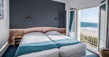 Hôtel Finistère Sud Audierne ! Chambres vue sur mer