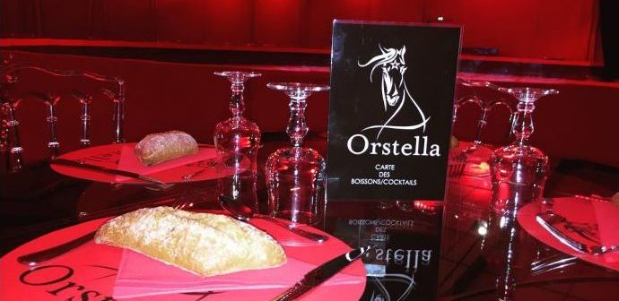 Cabaret Orstella près d'angers
