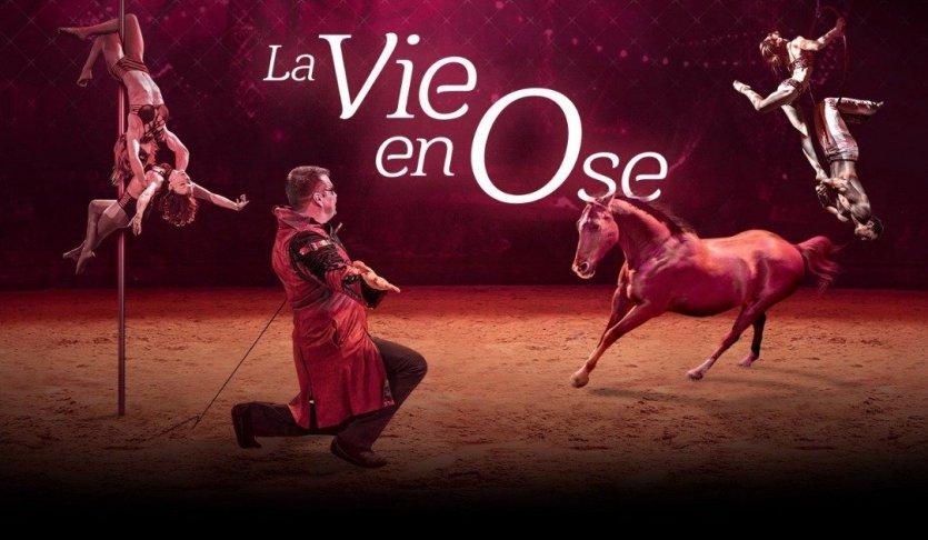 """""""la vie en ose """" cabaret orstella"""