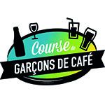 Logo de la Course des Garçons de Café