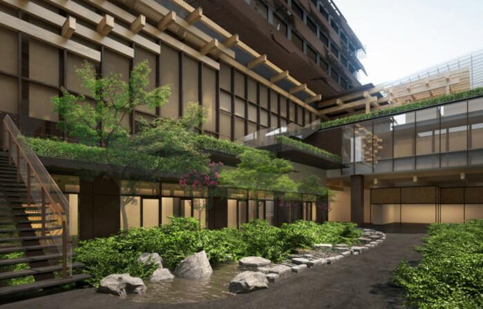 Nouveaux hôtels : Ace Kyoto