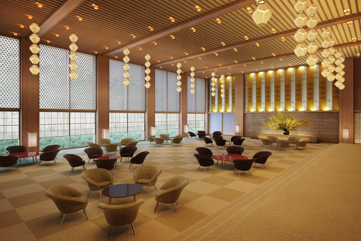 Nouveaux hôtels : Okura Tokyo
