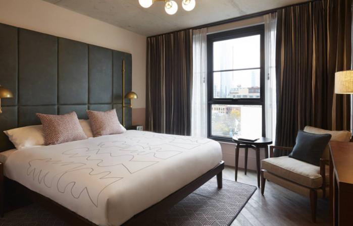 Nouveaux hôtels : The Hoxton Chicago