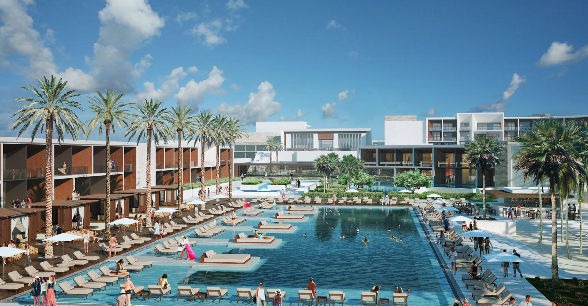 Nouveaux hôtels : Nobu Los Cabos