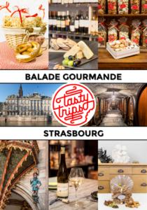 Balade gourmande à Strasbourg tasty trips