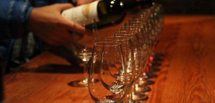 Printemps du vin : dégustation