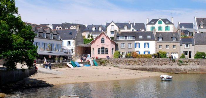 Sainte Marine carnet d'une bretonne voyage finistère sud