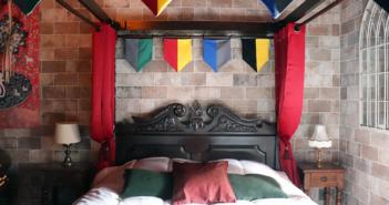 Un gîte inspiré de Harry Potter a ouvert en Alsace