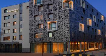 Hôtel Résidence Inn by Mariott Toulouse
