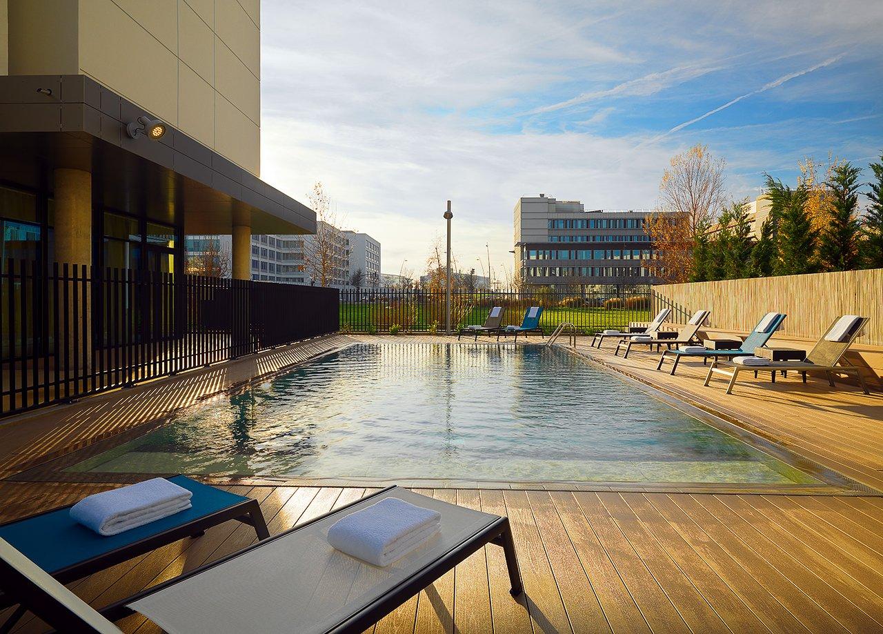 Piscine de la Résidence Inn by Marriott**** Toulouse
