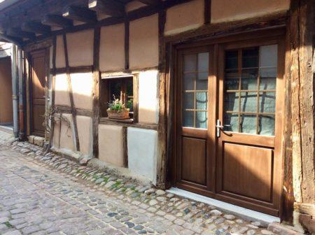 l'Atelier de Béné à Eguisheim