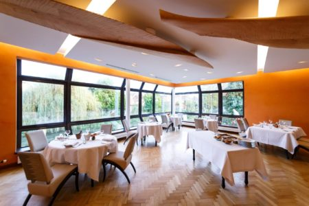 restaurant gastronomique en Alsace au vieux couvent