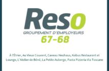 hôtellerie restauration nouveaux adhérents de Reso 6768