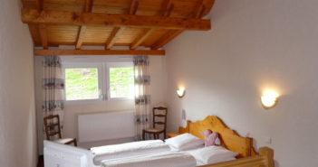 chambre hotel restaurant la petite auberge en Alsace