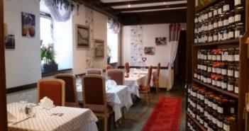 hotel restaurant la petite auberge en Alsace