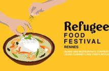 Refugee food festival à rennes