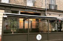 restaurant l'Ombelle à Dinard