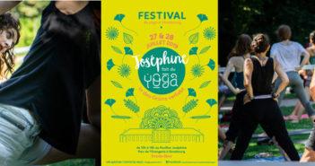 festival joséphine fait son yoga alsace