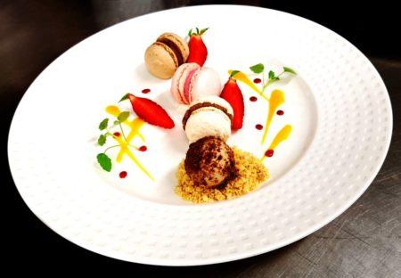 Venez déguster un délicieux repas au Vioben à Landéda