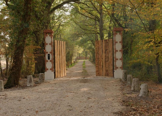 Parc de l'hôtel Val de Loire