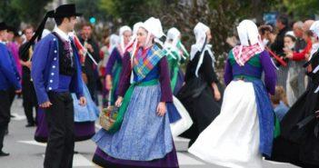 festival des Filets Bleus à Concarneau