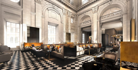Intercontinental Lyon Hôtel Dieu : Bar