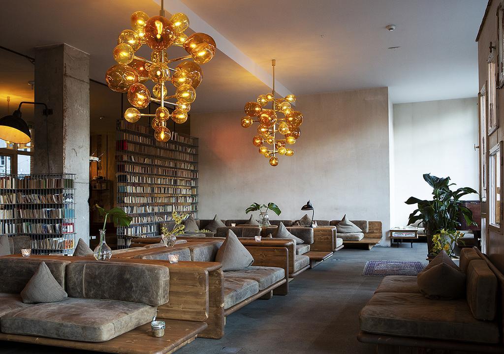 Nouveaux hôtels urbains : Michelberger à Berlin