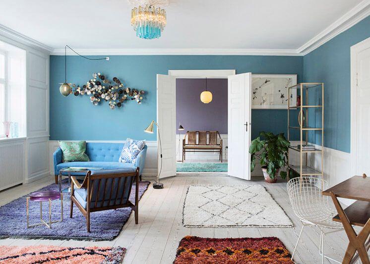 Nouveaux hôtels urbains : The Apartment à Copenhague