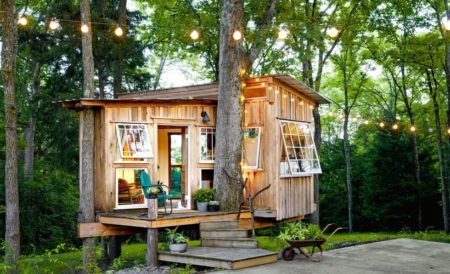 Tendance maison écologique et économique