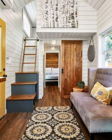 Tiny House nouveau concept maison tendance