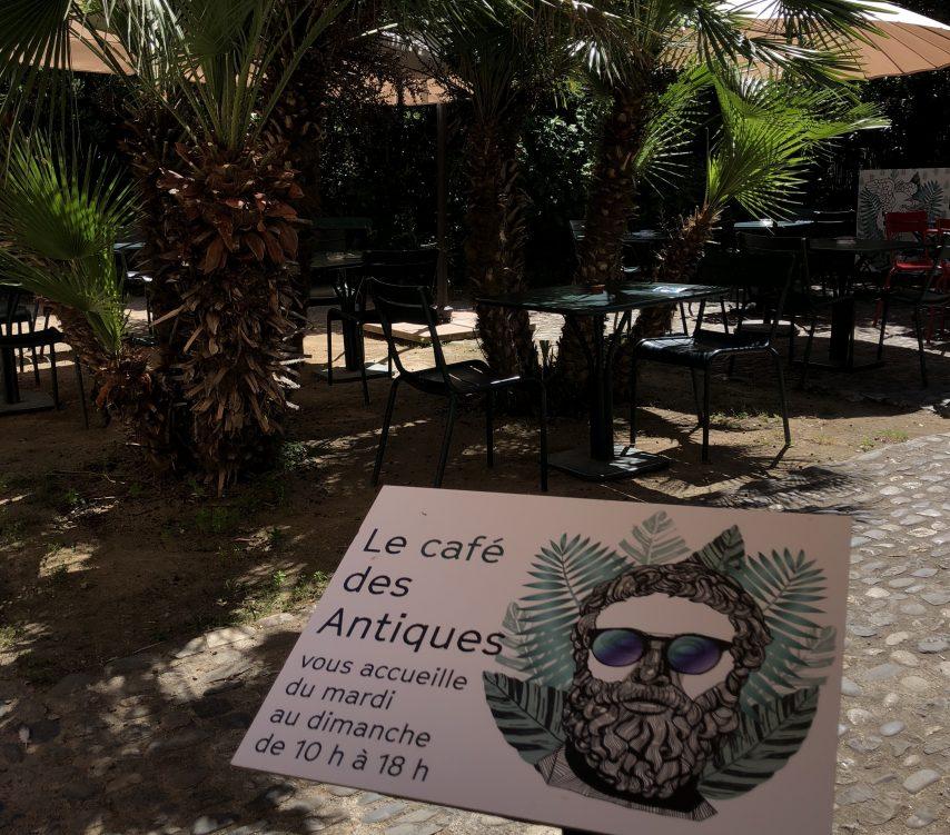 Terrasses de Toulouse : Le Café des Antiques
