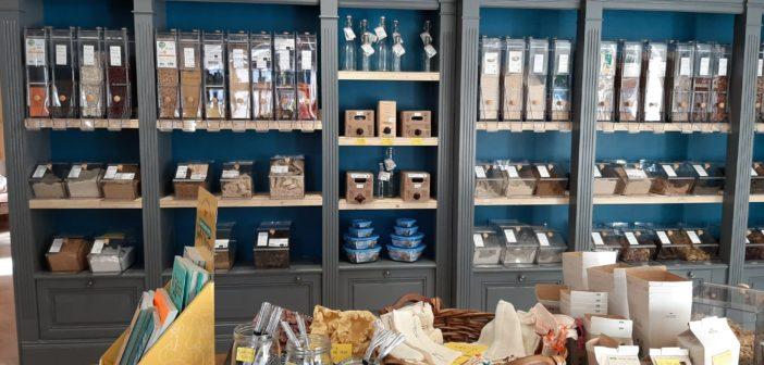 Boutique zéro déchet à Briec