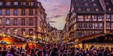 Passez le plus merveilleux des Noël à Strasbourg