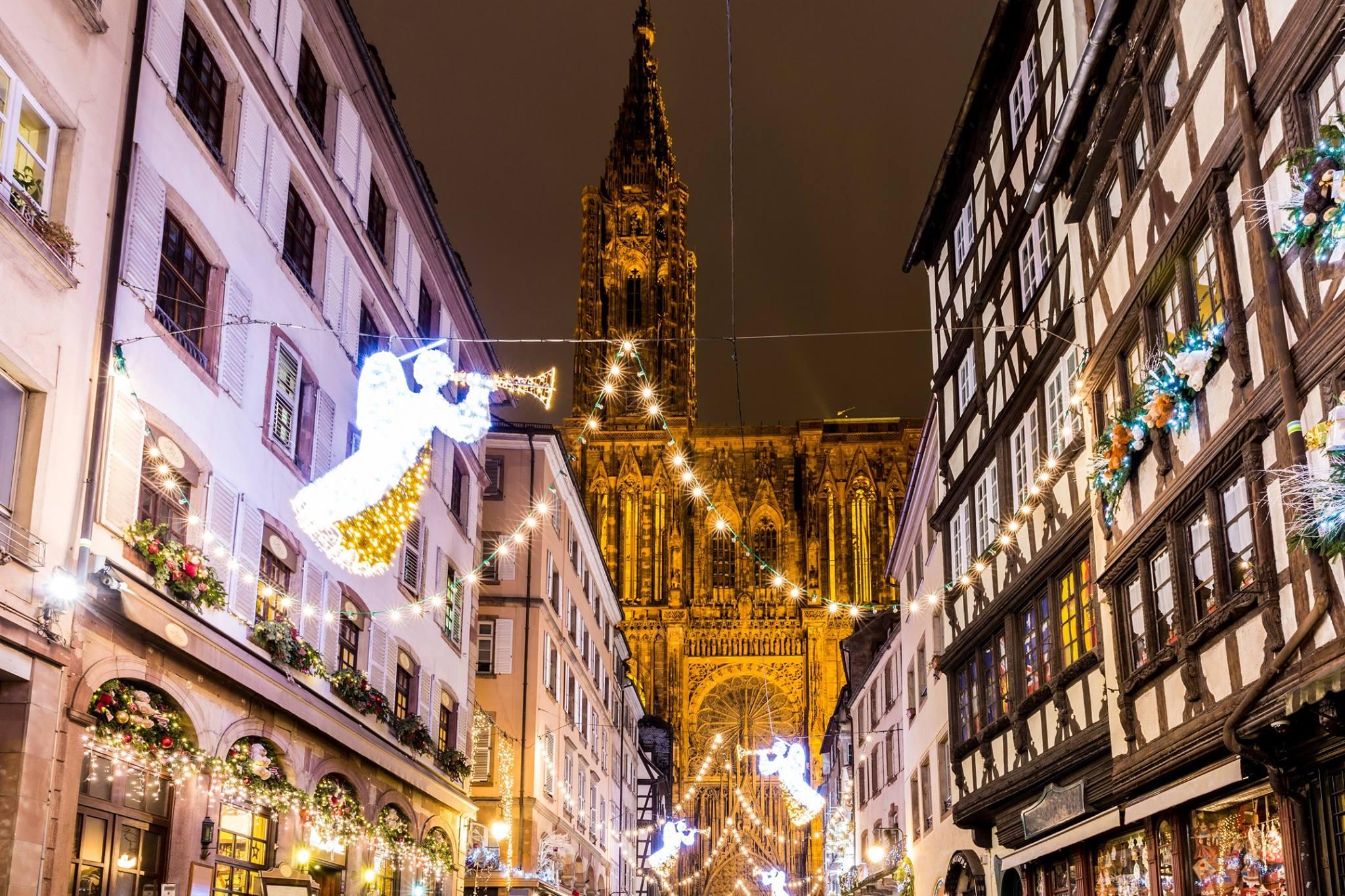 Hotel Strasbourg Marché De Noel Strasbourg : Marché de Noël du 22 novembre au 30 décembre 2019