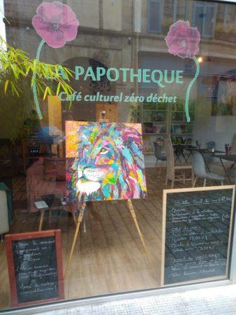 Café culturel à Quimper