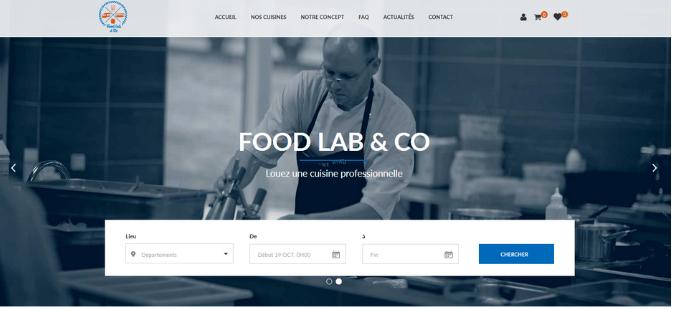 Site Internet Lab & Co