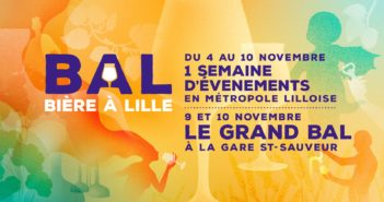 BAL Bière à Lille 2019 : Affiche de l'événement