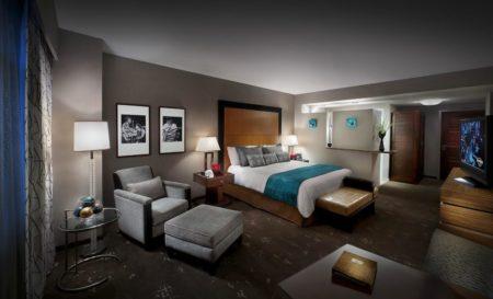 Hard Rock Hotel & Casino : Chambre