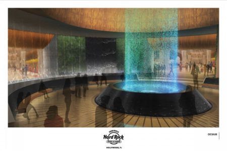Hard Rock Hotel & Casino : Hall