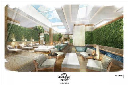 Hard Rock Hotel & Casino : Spa