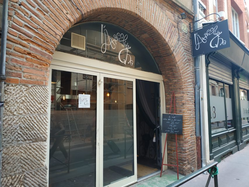 Nouveau restaurant Toulouse : L'Anacoluthe