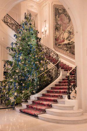 fêtes de luxe à Paris pour les fêtes